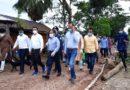 মঠবাড়িয়ায় আম্পানে ক্ষতিগ্রস্থ বাঁধ এলাকা পরিদর্শনে পানি সম্পদ প্রতিমন্ত্রী