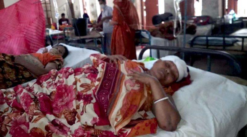 মঠবাড়িয়ার সাবেক নারী ভাইস চেয়ারম্যান শোভা রানীকে কুপিয়ে জখমের ঘটনায় হত্যাচেষ্টা মামলা